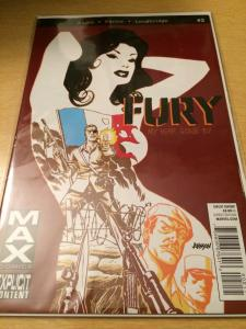 Fury: My War Gone By #2