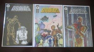 Star Wars Droids #1-6 (1994) VF 8.0