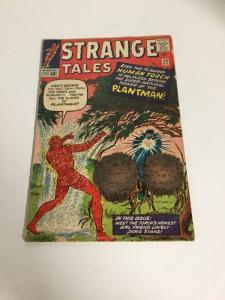Strange Tales 113 Gd/Vg Good/Very Good 3.0