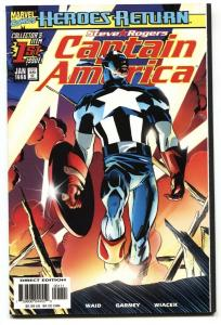Captain America #1-1998 1st issue-Comic Book-Marvel