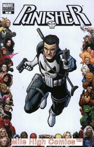 PUNISHER  (2009 Series)  (MARVEL) (FRANKEN-CASTLE) #8 VARIANT Near Mint Comics