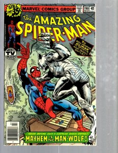 Amazing Spider-Man # 190 VF/NM Marvel Comic Book MJ Vulture Goblin Scorpion TJ1