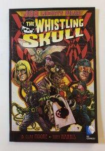 JSA LIBERTY FILES: THE WHISTLING SKULL TPB SOFT COVER DC COMICS NM FIRST PRINT