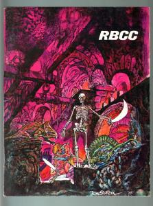 ROCKET'S BLAST COMIC COLLECTOR #130 1976-ALFRED HITCHCOCK-2001 A SPACE OD FN++