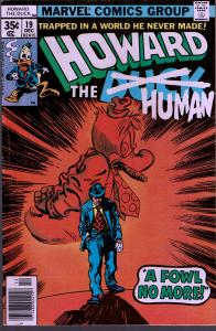 Howard the Duck #19 - 1st Series - 7.0 or Better