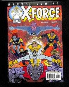 X-Force #116 1st Doop!