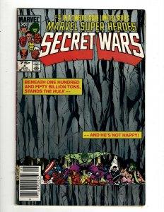 11 Comics Secret Wars 4 6 7 9 10 11 12 The Falcon 1 2 3 4 GB1