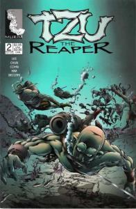 Tzu the Reaper #2, VF+ (Stock photo)