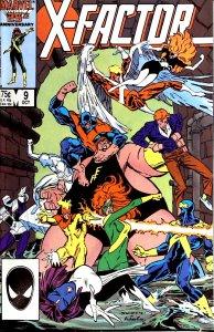 X-Factor #9 (1986)
