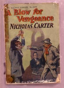 NEW MAGNET LIBRARY-#1108-BLOW FOR VENGEANCE-NICK CARTER FR