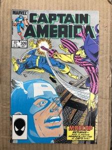 Captain America #309 (1985)