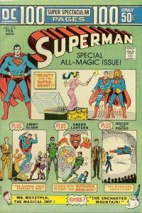 Superman (1939 series) #272, Fine+ (Stock photo)