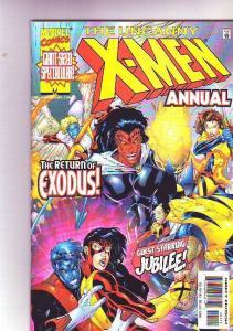 X-Men Annual #1999 (Jan-99) NM+ Super-High-Grade X-Men