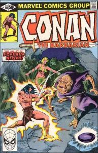 Marvel CONAN THE BARBARIAN (1970 Series) #118 VF