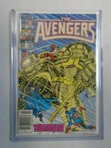 The Avengers #257 6.0 FN (1985)