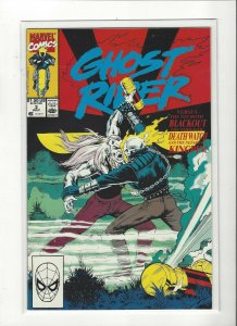 Ghost Rider (1990 series) #3 NM Near Mint condition. Marvel comics
