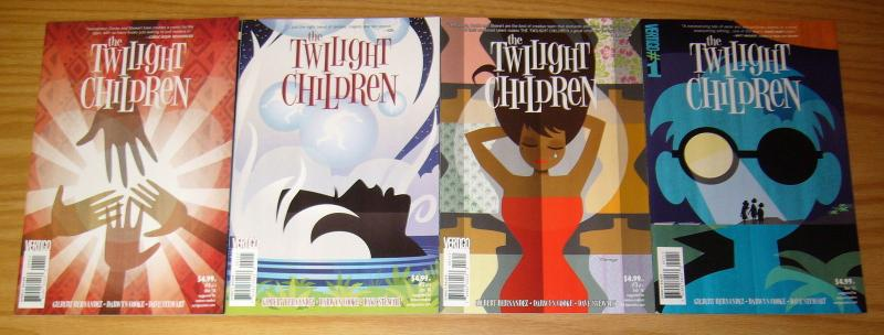 the Twilight Children #1-4 VF/NM complete series - darwyn cooke - vertigo comics