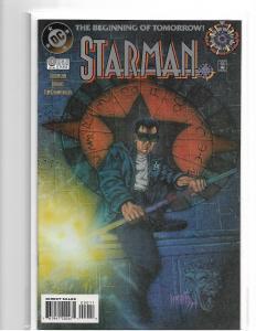 STARMAN #0 (1994) - NM - DC COMICS ZERO HOUR 1ST APPEARANCE OF JACK KNIGHT!