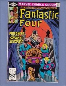 Fantastic Four #224 VF/NM Marvel 1980