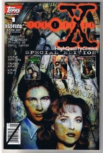 X-FILES SPECIAL EDITION #1, NM-, Dana Scully, Fox Mulder,  more in store