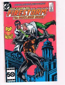 Firestorm The Nuclear Man #38 VF DC Comics Flash TV Comic Book 1985 DE21