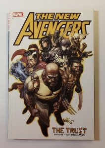 The New Avengers Vol.7: The Trust TPB Soft Cover First Print VF/NM  Marvel 2008