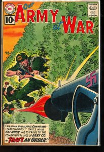 Our Army at War #110 (1961)