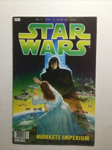 Star Wars Morkets Imperium Nr 5 French Very Fine Vf 8.0 Bonnier Publications