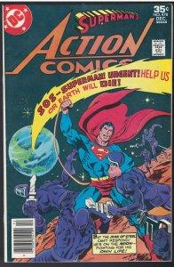 Action Comics #478 (DC, 1977)