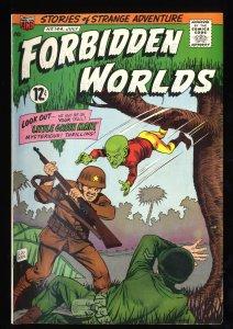 Forbidden Worlds #144 FN/VF 7.0