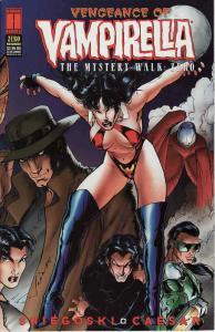 Vengeance of Vampirella #0 VF/NM; Harris | save on shipping - details inside