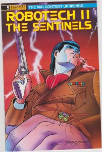 Robotech II: The Sentinels Malcontent Uprisings #5