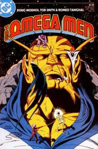 Omega Men (1982 series) #19, VF- (Stock photo)