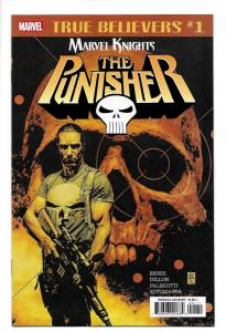 True Believers Punisher by Ennis & Dillon #1 (Marvel, 2018) NM