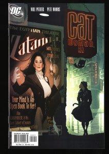 Catwoman (2002) #50 NM+ 9.6 Zatanna Adam Hughes art