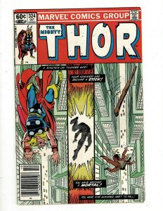 Lot of 12 Thor Comics #324 341 355 356 357 358 366 369 371 373 376 383 GB2