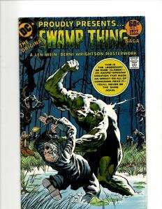 11 Swamp Thing DC Comics # 1 14 17 20 8 23 24 1 2 3 Annual 3  GK22