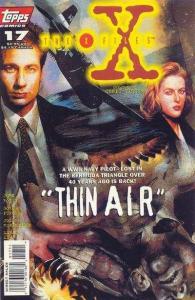 X-Files (1995 series) #17, NM- (Stock photo)