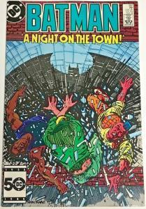 BATMAN#392 VF 1986 DC COMICS