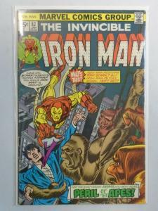 Iron Man #82 (1976 1st Series) 4.0/VG