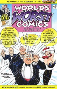 World's Worst Comics Awards #2 VF/NM; Kitchen Sink | save on shipping - details