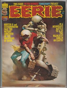 Eerie Magazine #73 (Mar-76) VF/NM High-Grade