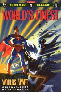 World's Finest #1 VF/NM; DC | save on shipping - details inside