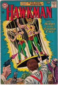 Hawkman #3 (Sep-64) VF+ High-Grade Hawkman