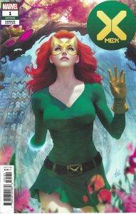 X-Men #1 (Dec 19) w/ Cyclops, Wolverine, Magneto, Marvel Girl, Havok, Cable