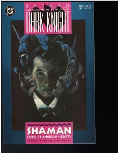 Batman: Legends of the Dark Knight #3 (DC, 1990)
