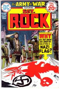 Our Army at War #272 (Sep-74) NM- High-Grade Easy Company, Sgt. Rock