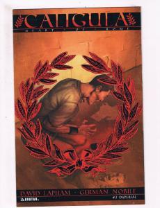 Caligula Rome # 3 NM 1st Print Imperial Variant Cover Avatar Comic Book S65