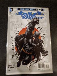 BATMAN THE DARK KNIGHT #0 MODERN NM