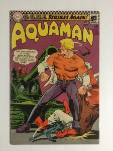 Aquaman 31 Gd Good 2.0 Silver Age
